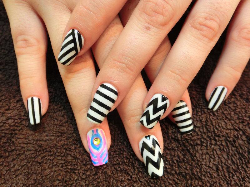 Ways To Get Nail Art Designs Future Fashion Now